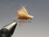Сухая мушка Elk Hair Caddis Brown