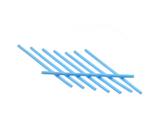 Цилиндры из пенки синие