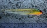 Щучий стример Flyinspector Goldbait с антизацепом