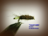 Нимфа отгруженная Cassed Caddis Dk. Brown 013