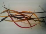 Биоты пера гуся FLYINSPECTOR COMBO (Набор биотов популярных цветов)