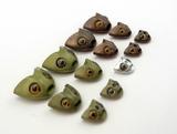 Fish-Skull Головки для стримеров бычек подкаменщик Sculpin Helmet