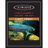 Полилидеры Vision 5 футов Light trout