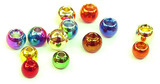 Латунные головки FLYINSPECTOR Brass Beads 4.8 мм