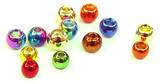 Латунные головки FLYINSPECTOR Brass Beads 2.0 мм