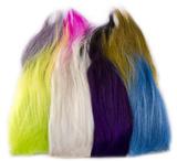 Мех козы серебрянки Cashmere Goat Streamer Hair