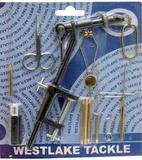 Станок для вязки мушек 7315 + набор инструментов в блистере