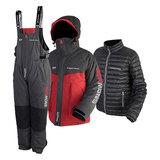 Зимний мембранный костюм FINNTRAIL SNOWMAN 3600