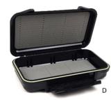 Коробка для нахлыстовых мушек CFL-D