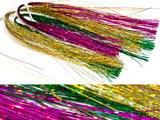 Блестящие волокна FLASHABOU Holographic