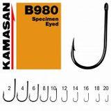 Крючки Kamasan B980