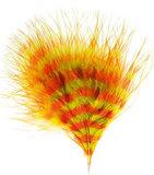 Wapsi Полосатые перья марабу BARRED MARABOU