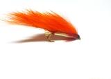 Нахлыстовый стример Zonker Orange