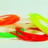 Пластиковые трубки для крючка