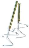 Узловяз FLYINSPECTOR пружинный (Gold/Brass)