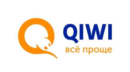 Оплата Qiwi логотип