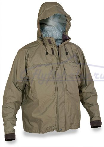 Куртка забродная Light Wading Jacket LWJ3 V1 & V2