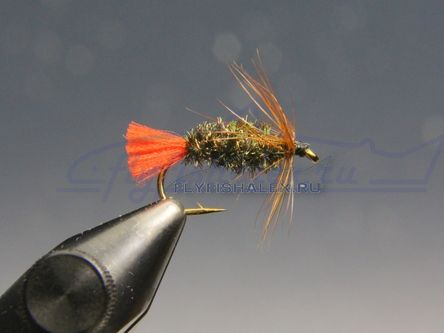 Red Tag wet fly