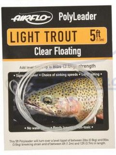 Подлесок полилидер Light Trout 5 ft 8 lb Airflo