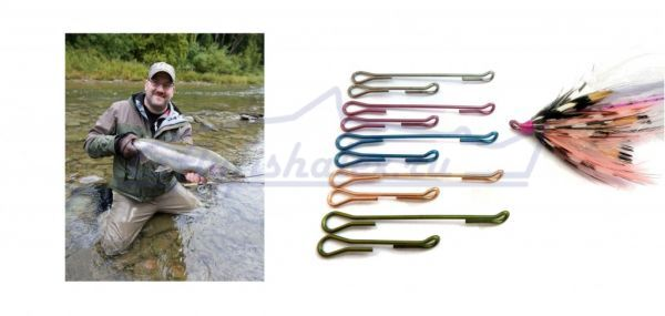 Вадингтоны Senyo's Articulated Shank for Steelhead & Salmon Flies