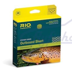 Шнур Rio OutBound Short Fly Line