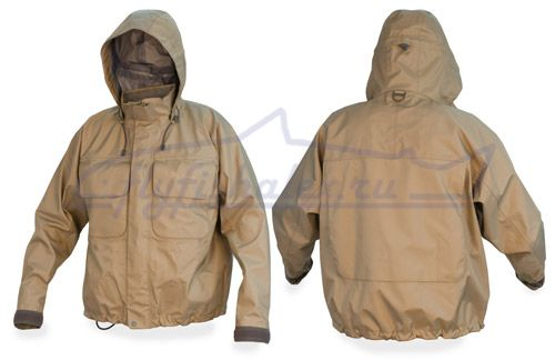 Куртка забродная Regular Wading Jacket RW3