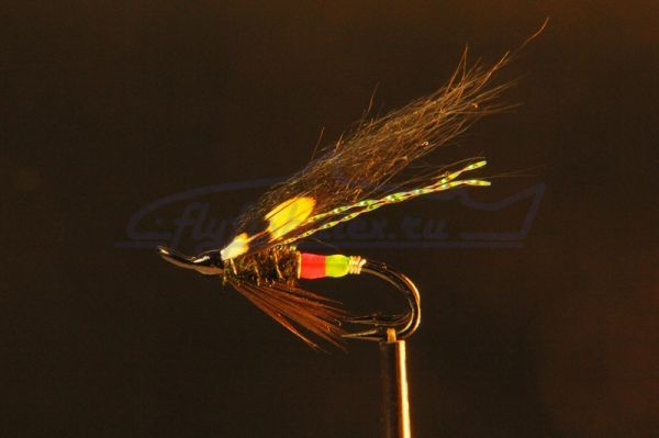 undertaker salmon fly
