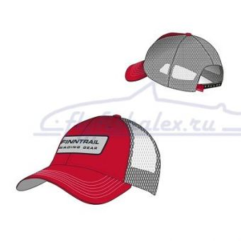 fishing-finntail-usual-cap-red